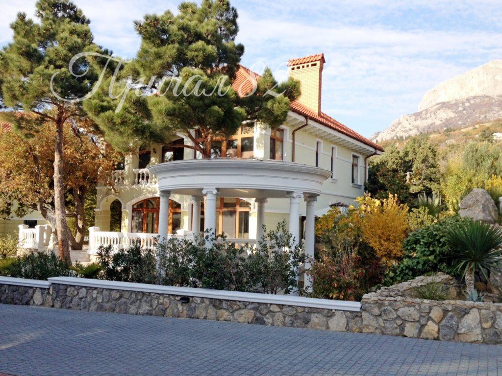 Дом в Форосе