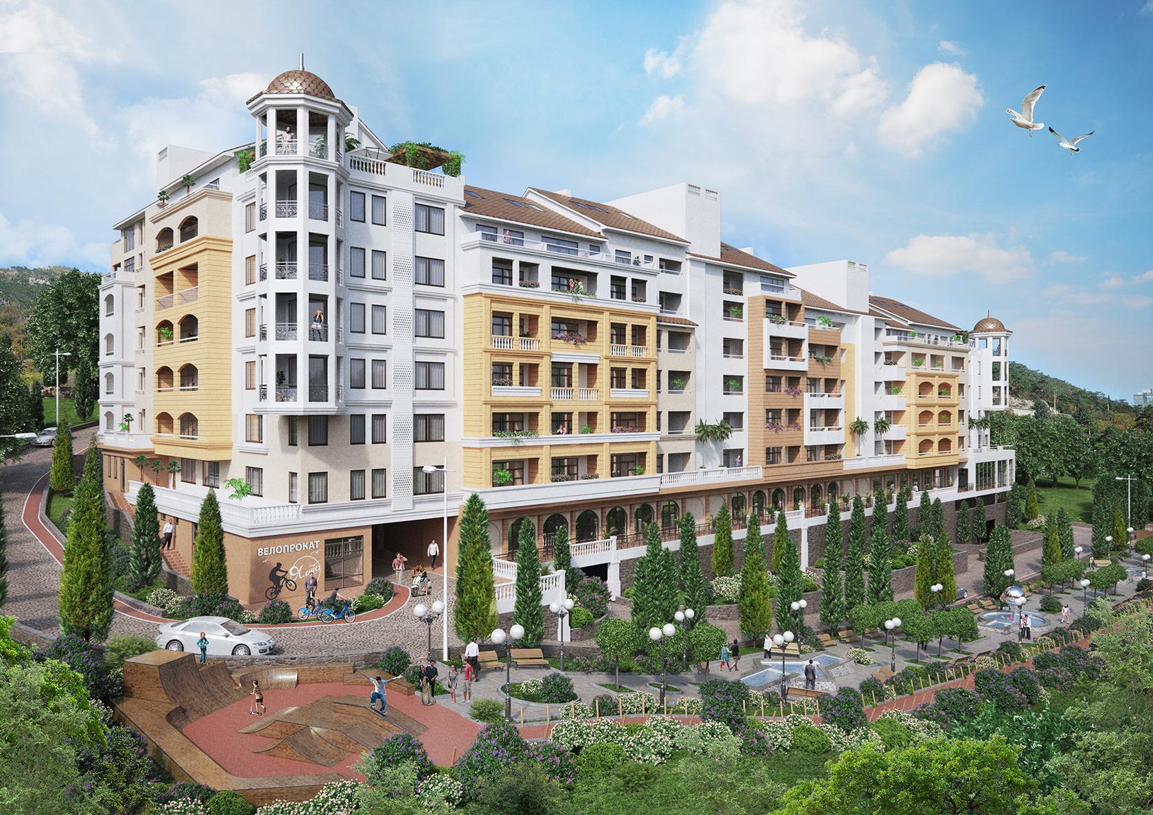 Монако выдровые квартиры по лучшей цене