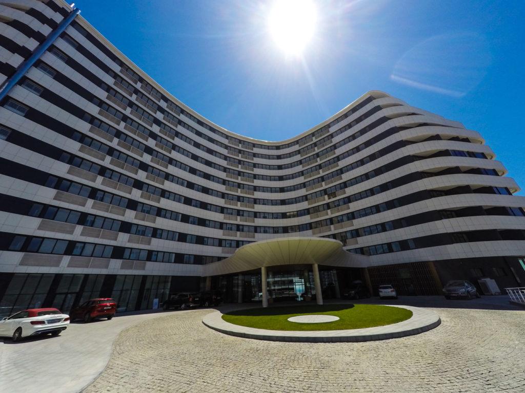 Гурзуф Ривьера апартаменты с видом на море