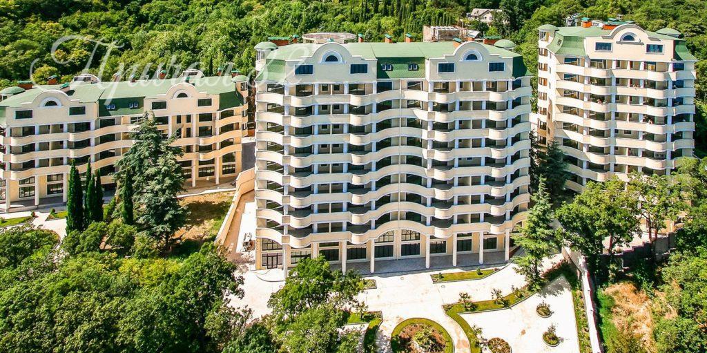 Квартиры в комплексе Ореанда Плаза